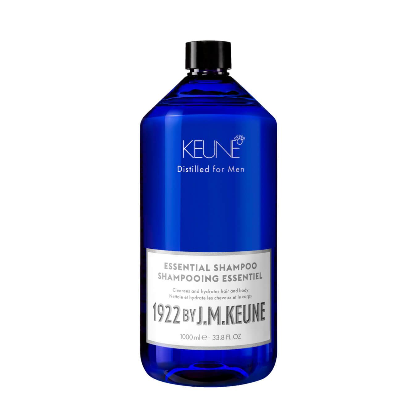 Kauf 1922 By JM Keune Essential Shampoo 1000ml