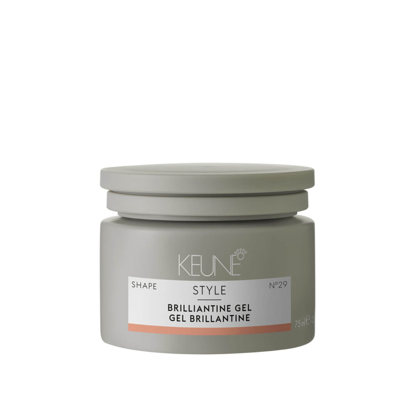 Kauf Keune Style Brilliantine gel 75ml