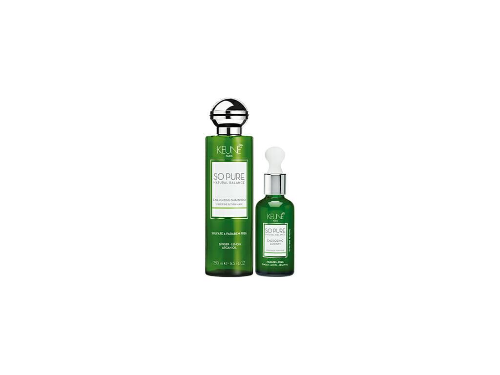 Keune So Pure Energizing hilft Ihnen, Ihr Haarwachstum zu beschleunigen. Erleben Sie die Vorteile.